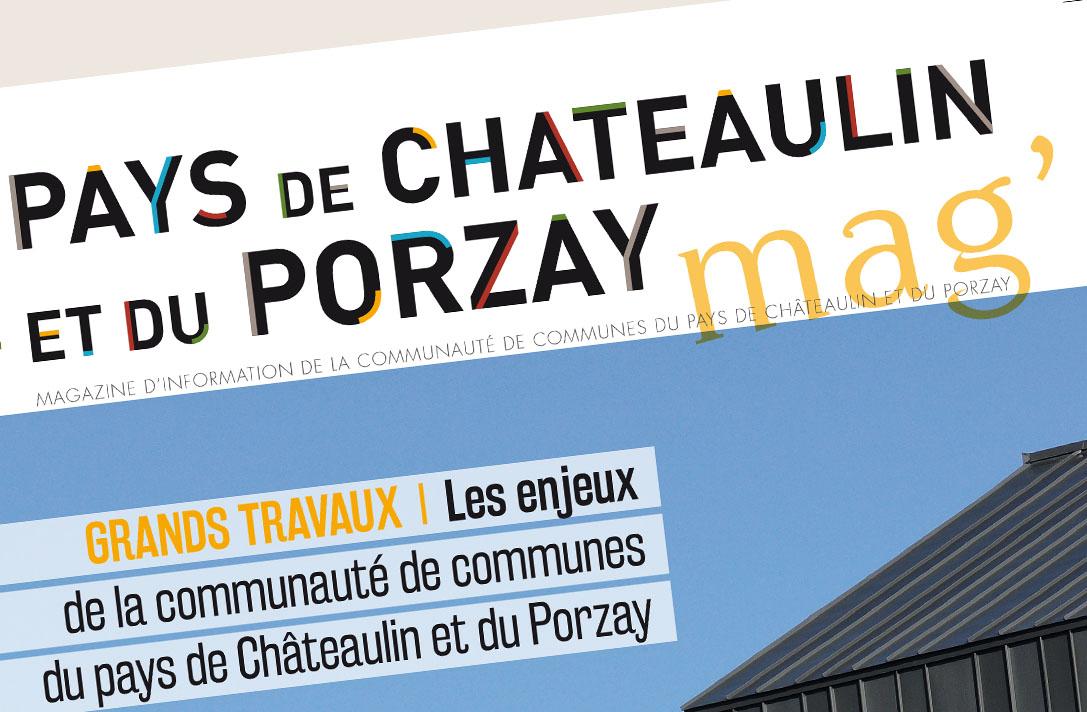 Communauté de communes du pays de Chateaulin et du porzay