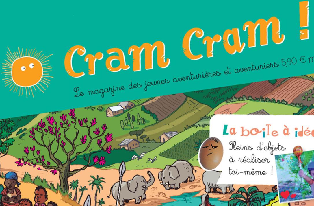 Cram Cram !