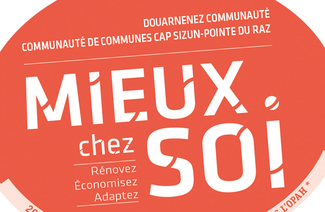 OPAH - Douarnenez Communauté et la CC Sizun Pointe du Raz